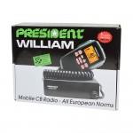 President William